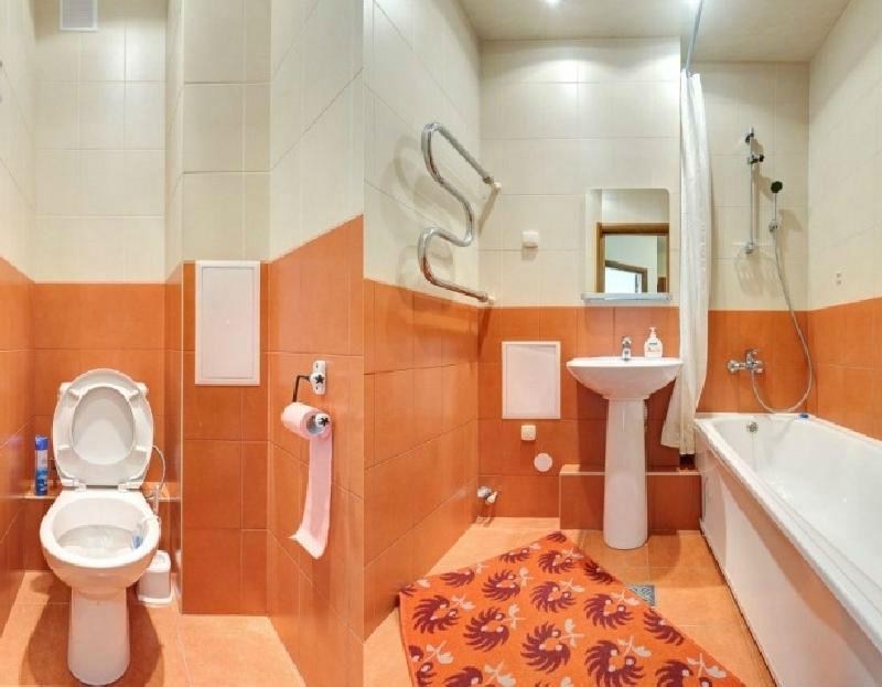 Ванные комнаты профи оформление узкой ванной комнаты